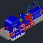 Проектирование мощных гидромуфт для ТЭЦ